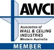 Member of the Association of Wall & Ceiling Industries